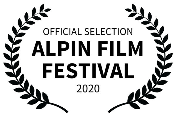 OFFICIAL SELECTION - ALPIN FILM FESTIVAL - 2020