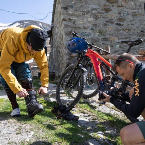Isolamento - Bike & Snow Project